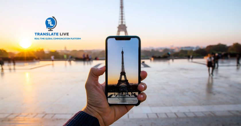 Breaking Down Communication Barriers: TranslateLive Creates Innovative Software With Live Translation, Hearing, Video, and Chatting