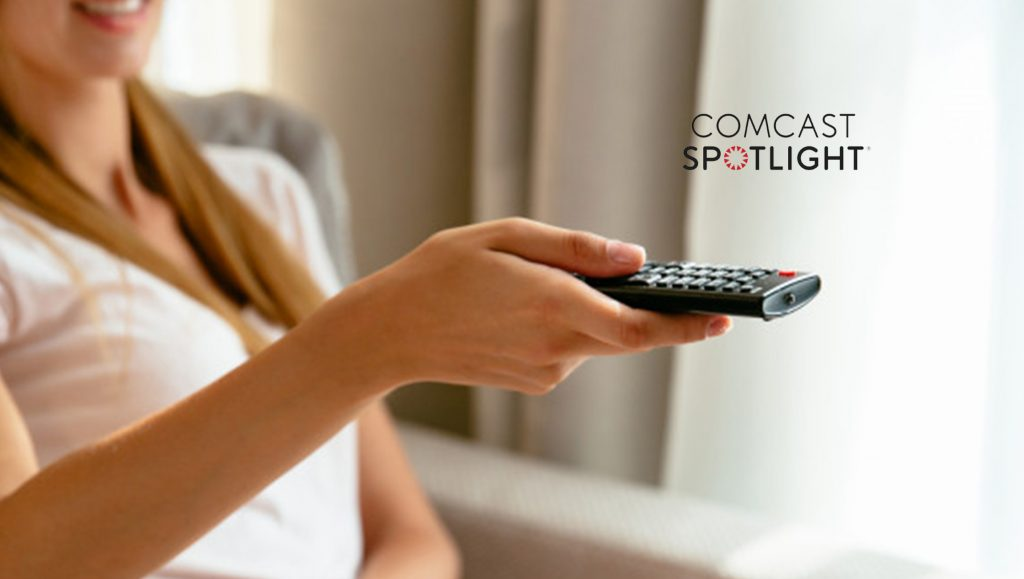 Comcast Spotlight Launches TV Ad Planner, a Self-Service TV Ad Buying Platform