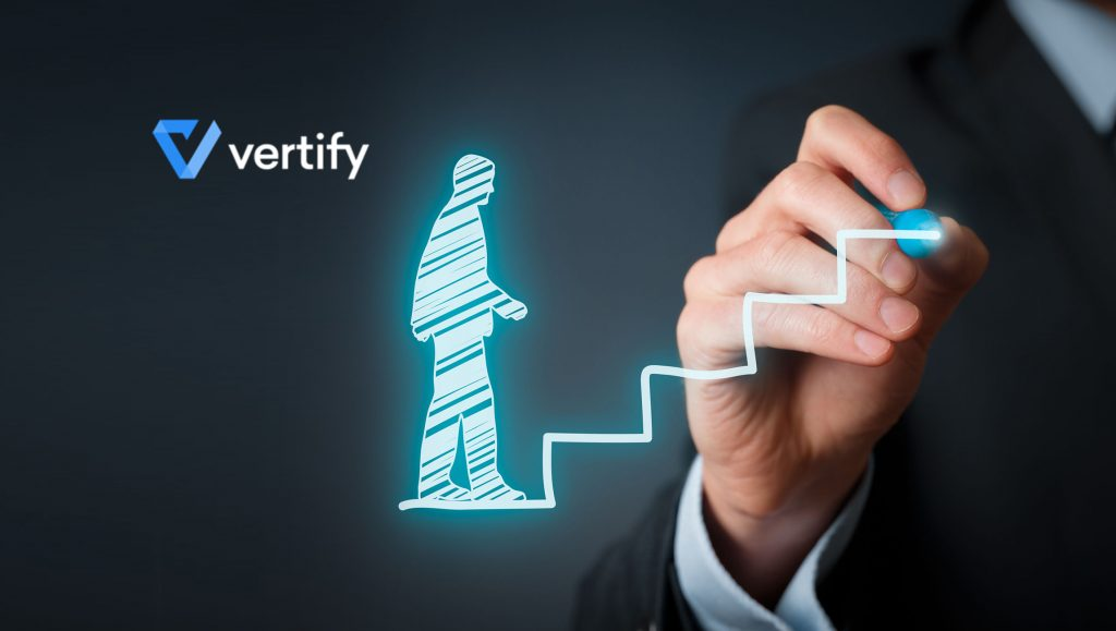 Continued Product And Team Growth At Vertify Attracts Bay Area Investors