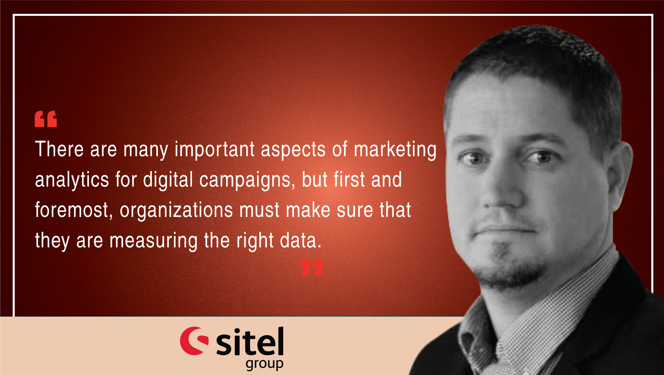 TechBytes with Cris Kuehl, VP of Analytics and Client Insights at Sitel Group