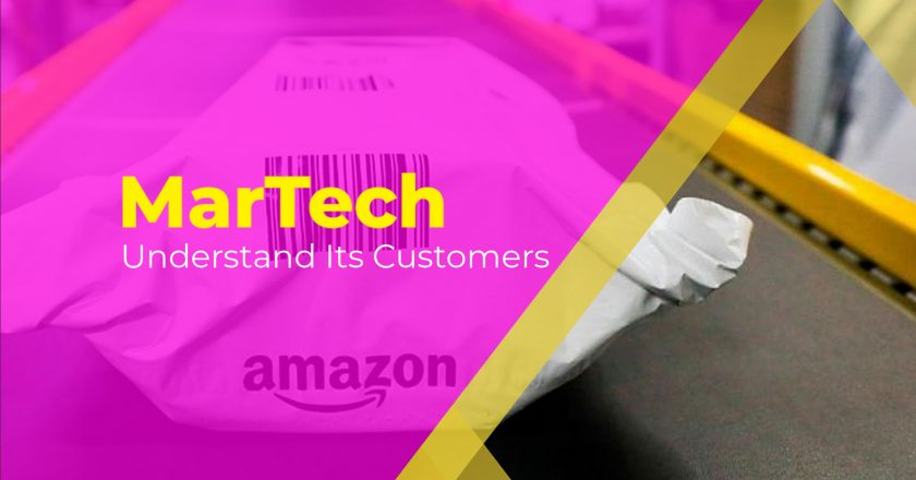 How Well Does Amazon's MarTech Understand Its Customers?