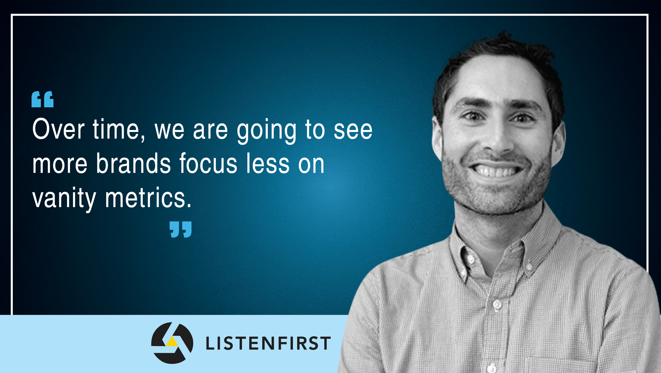 TechBytes with Jason Klein Co-Founder and Co-CEO at ListenFirst