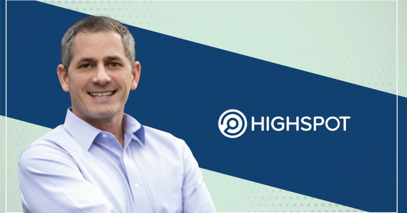 MarTech Interview with Jon Perera, CMO at Highspot