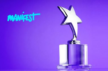 Manifest Named Agency of the Year at 2019 Content Marketing Awards