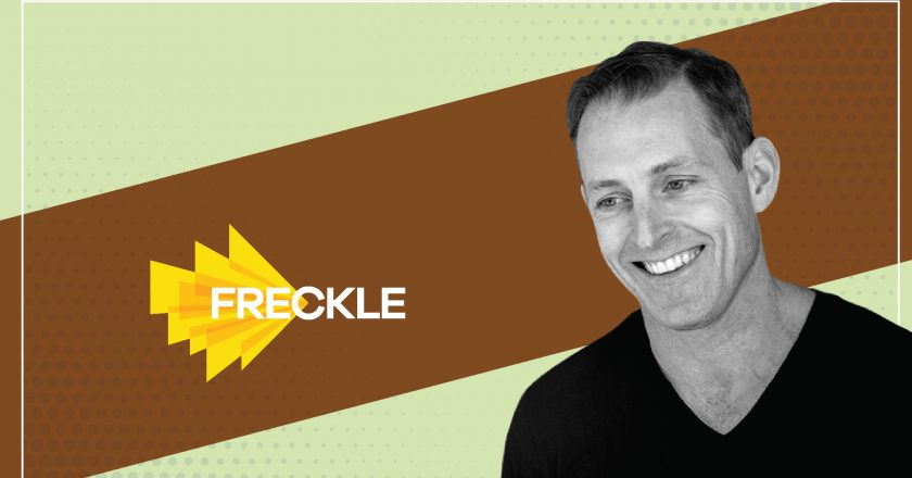TechBytes with Neil Sweeney, Founder & CEO at Freckle