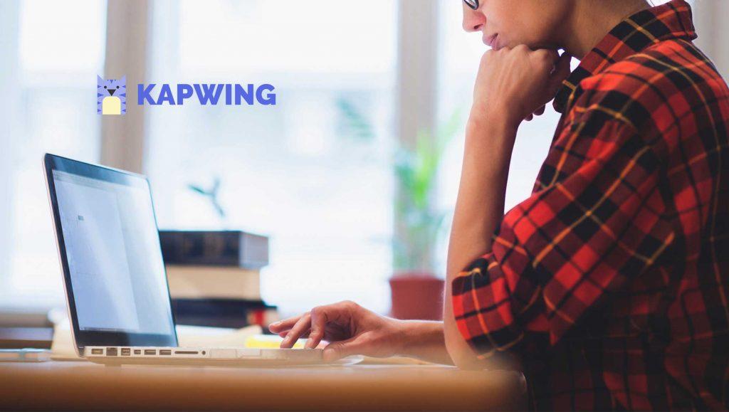 Online Multimedia Editor Kapwing Raises $11 Million Series A