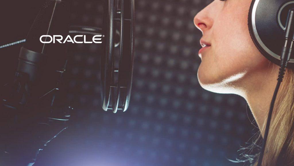 Oracle Unveils AI-Voice for the Enterprise