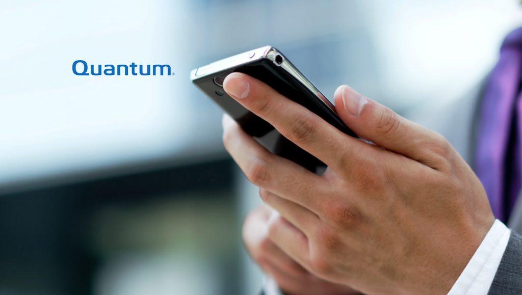 Quantum to Showcase Expanded Storage Portfolio for Media Workflows at IBC2019