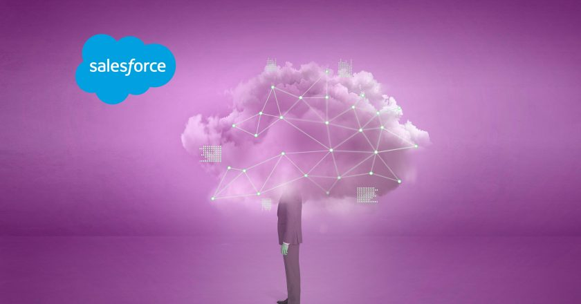 Salesforce Expands Financial Services Cloud with New Insurance Innovation--Bringing Policyholders, Insurers and Agents Together