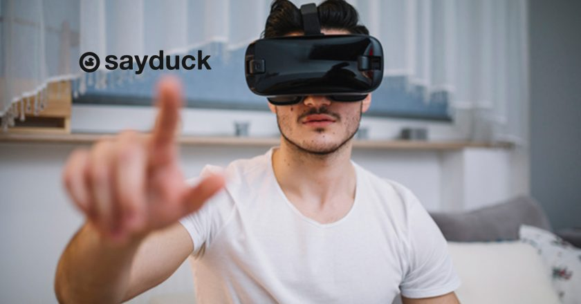 Sayduck's 3D/AR-platform Brings the World's Largest Digital art Marketplace - Pixels.com - Into your home