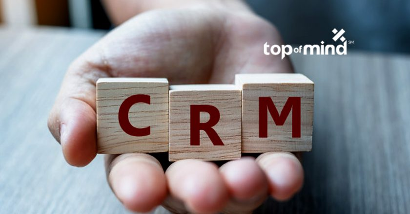 Top of Mind Networks Once Again Ranked as Number One Mortgage CRM System