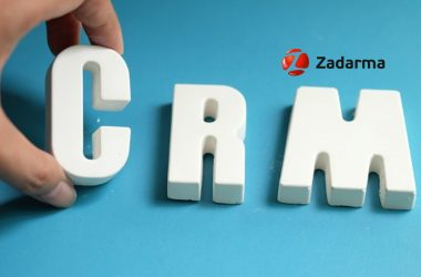 Zadarma Introduces Its New Free CRM System and Adds German Language to Its Interface