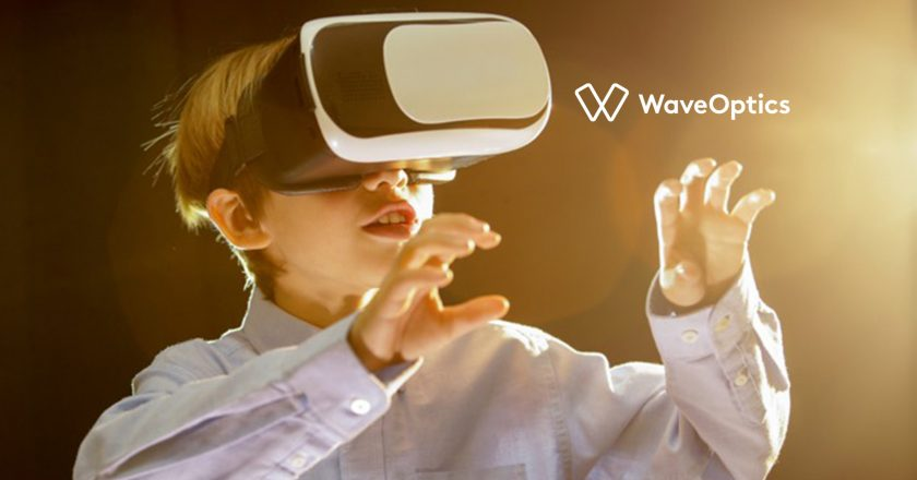 WaveOptics Secures Funding to Scale the Business to Meet Growing AR Market Demand