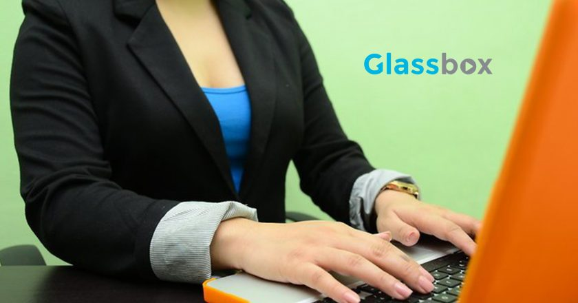Glassbox Announces Availability of Its Digital Experience Orchestration Platform on Salesforce AppExchange, the World's Leading Enterprise Cloud Marketplace