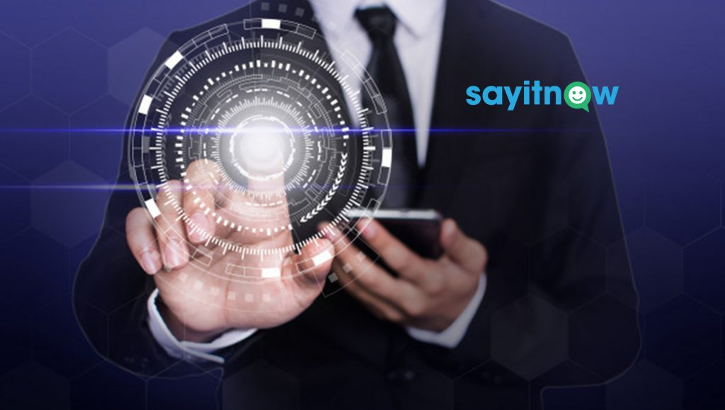 Say It Now Appoints Brian Fitzpatrick as Chairman