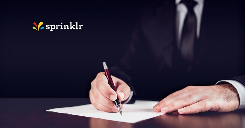 Sprinklr Appoints Dan Haley as First General Counsel and Corporate Secretary