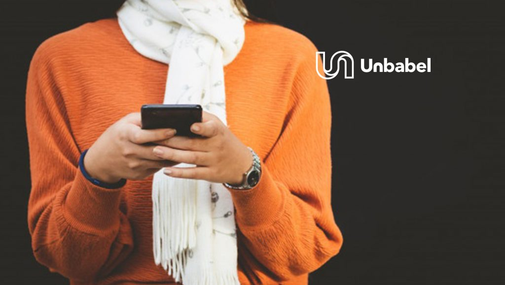 Unbabel Presents Demo of Multilingual Voice Messaging at Interspeech 2019