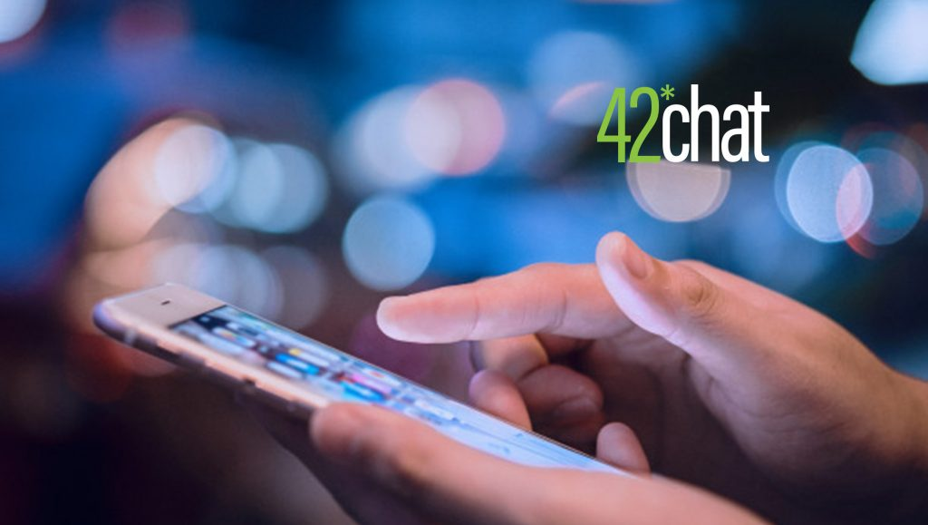 42Chat Expands Leadership with CMO Hire