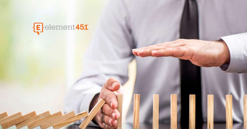 A New Type of Student Recruitment CRM for Higher Ed, Element451, Secures $1 Million in Seed Financing from Cofounders Capital