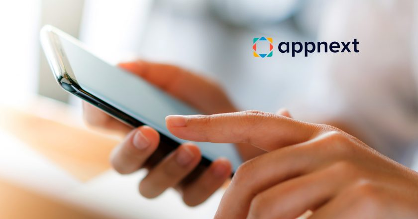 Appnext's Recommendation Platform Ranked 3rd in India Following Facebook and Google in the AppsFlyer Performance Index