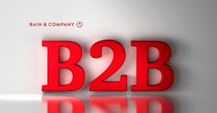 Bain & Company and Ecosystems Announce a Strategic Partnership to Help Companies Deliver More Value to Their B2B Customers