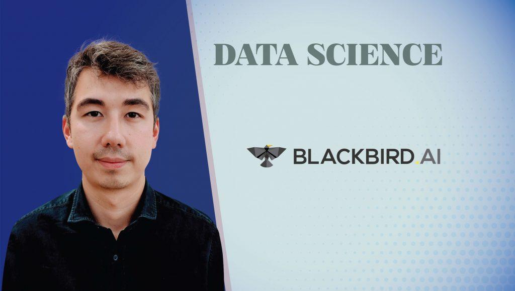 TechBytes with Brice Chambraud, Managing Director at Blackbird.AI