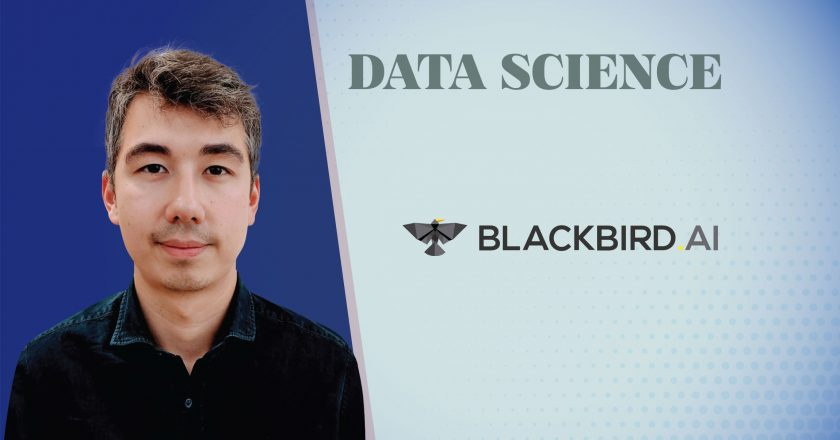 TechBytes with Brice Chambraud, Managing Director at Blackbird.AI