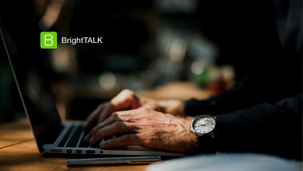 BrightTALK Unveils New Talks Platform, Redefining Industry Standard for Live Webinars