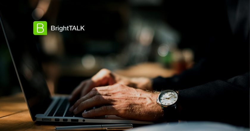 BrightTALK Unveils New Talks Platform, Redefining Industry Standard for Live Webinars