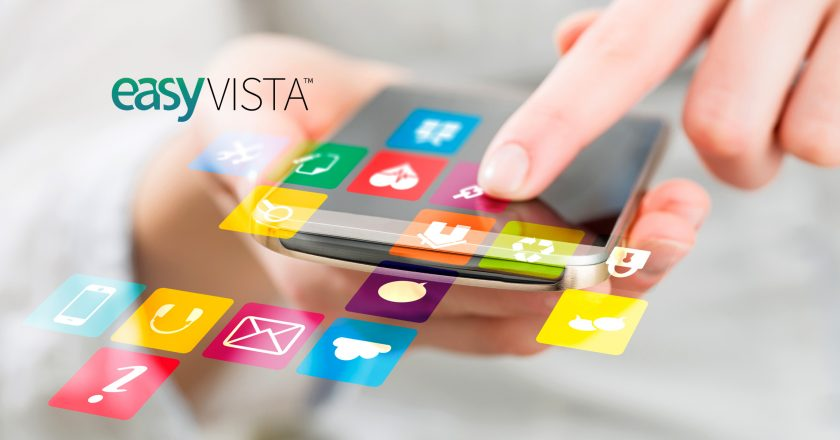 EasyVista Showcasing the Cobalt Release of its Self-Help Product, Designed to Keep Employees Empowered and Customers Connected