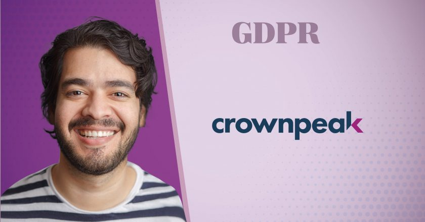 TechBytes with Gabe Morazan, Director of Product Management at Crownpeak