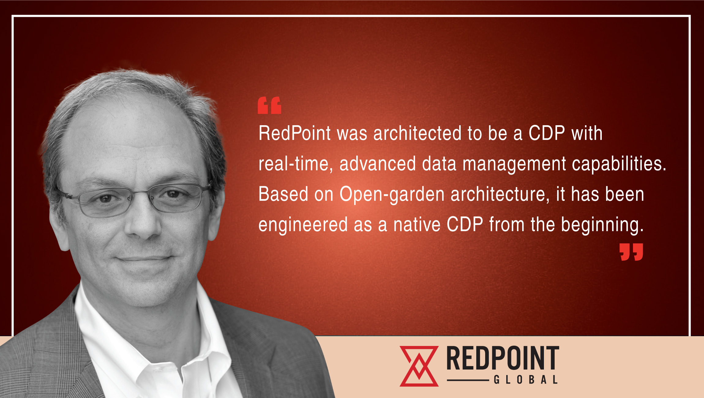 TechBytes with George Corugedo, CTO and Co-Founder at RedPoint