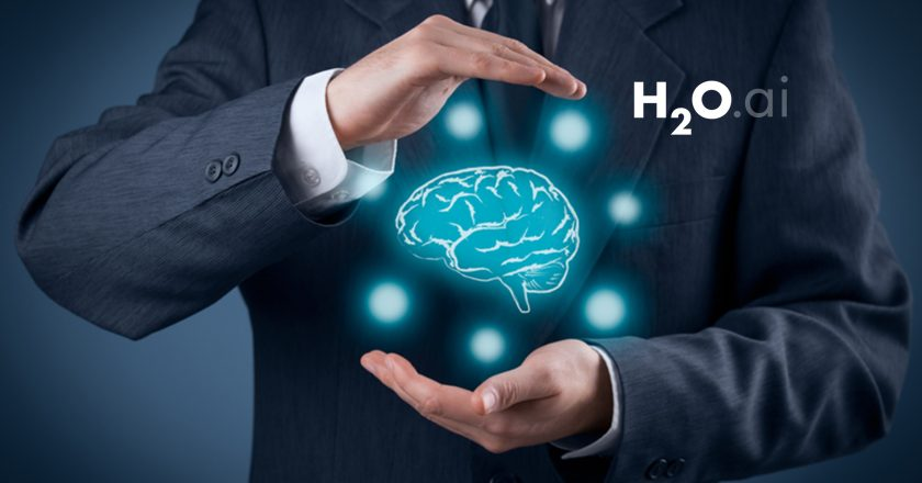 "H2O.ai Highlights its Vision to Democratize AI with ""Make Your Company an AI Company"""