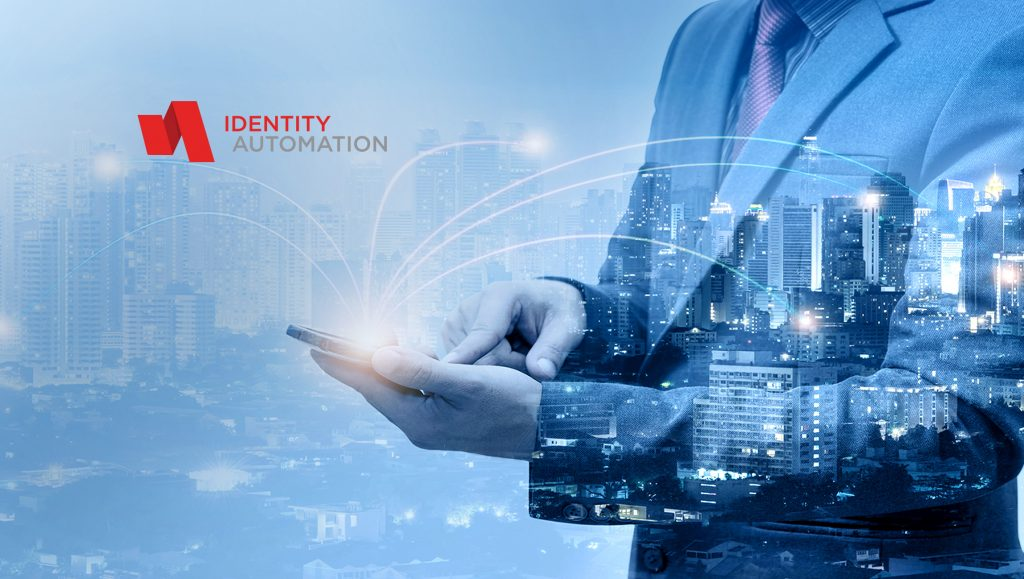 Identity Automation Debuts Enhanced User Interface for Flagship RapidIdentity IAM Solution