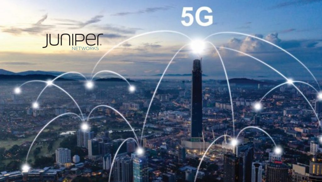 Juniper Networks Builds Secure, Automated and Cloud-enabled Network Infrastructure With Telefónica UK