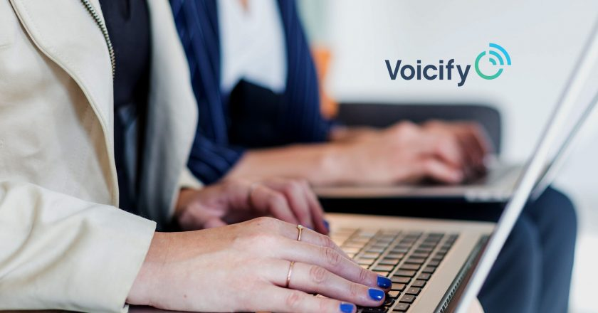 Voicify Conversation Experience Platform™ Powers Vodka Company to Drive Meaningful Chats