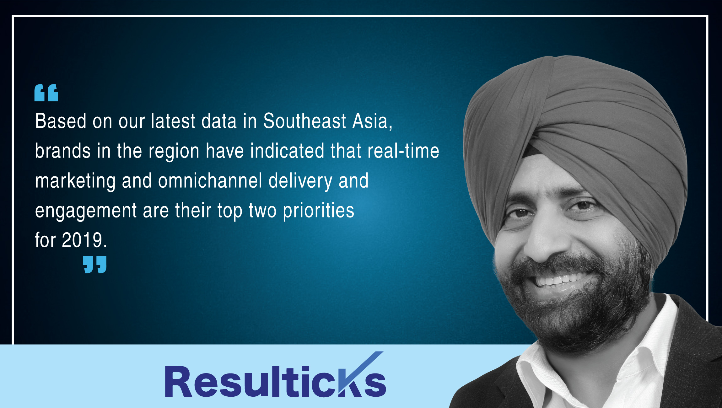 TechBytes with Kulmeet Bawa, COO at Resulticks