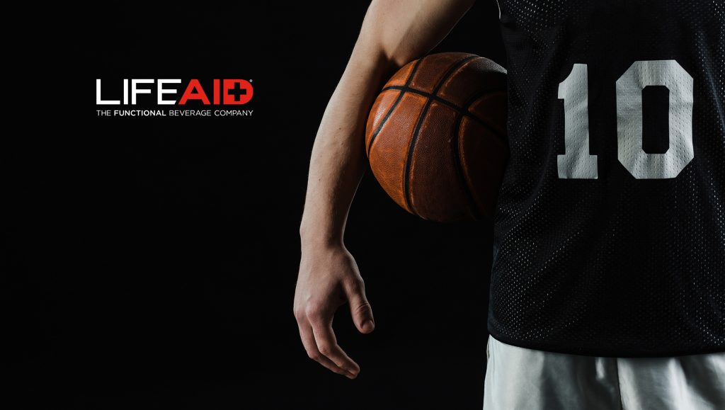 LIFEAID Launches Northern California Advertising and Retail Marketing Campaign with Pro-Basketball Star