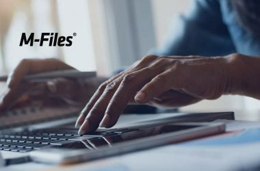 M-Files Named Top Rated Enterprise Content Management Software by End-Users on TrustRadius