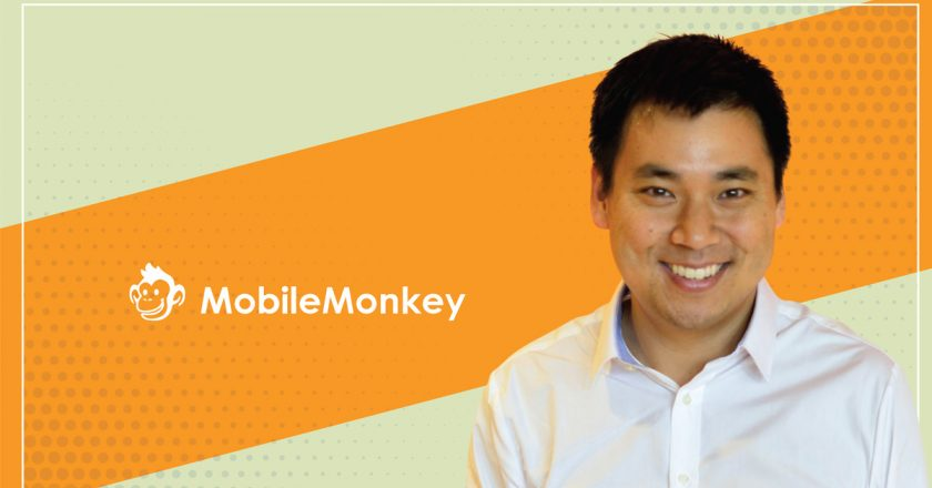 MarTech Interview with Larry Kim, Founder and CEO at MobileMonkey