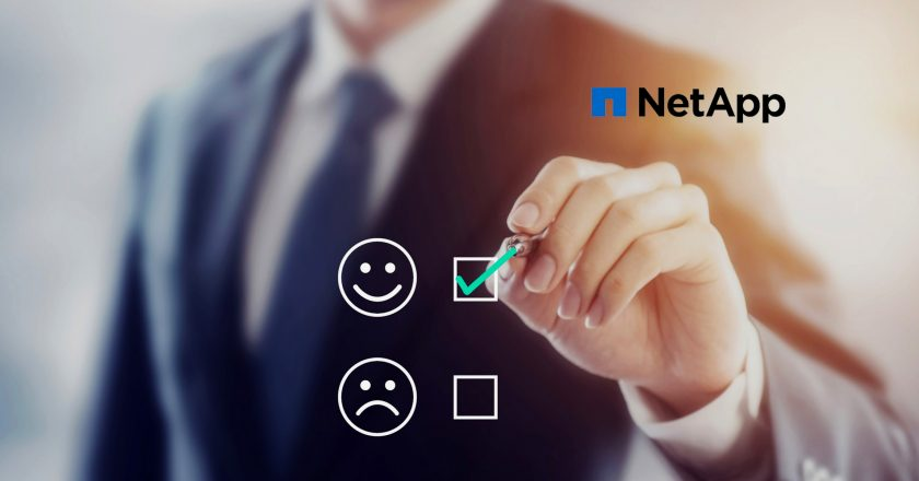 NetApp Reinvents the Customer Experience for the Hybrid Multicloud