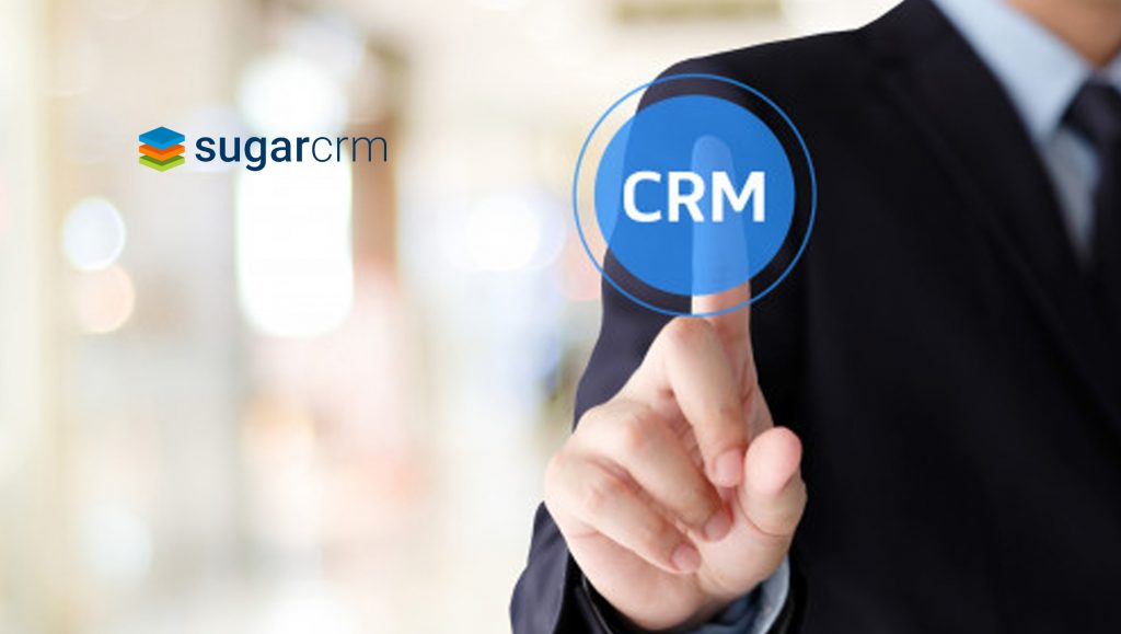 SugarCRM Announces Fall '19 Release with Laser Focus on End Users