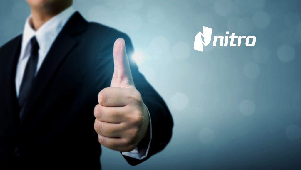 Nitro Research Shows Impact of Document Challenges on Employee Satisfaction and Customer Experience