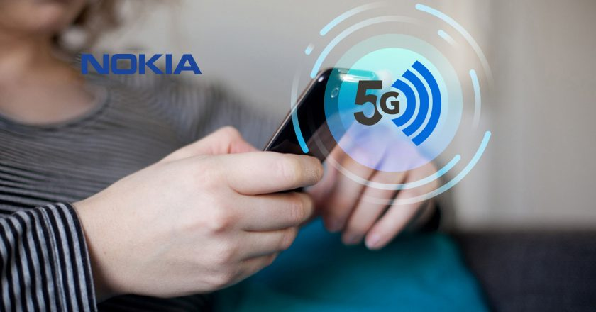 Nokia Celebrates Twelve Months of 5G Achievements