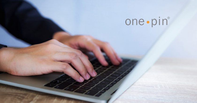 OnePIN Named Top 10 Customer Experience Management Solution Provider