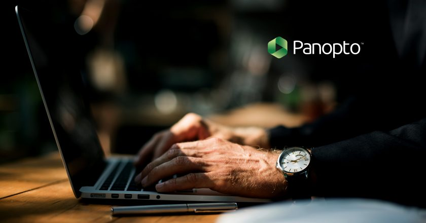 Panopto Launches the Must-Have Add-On for Zoom