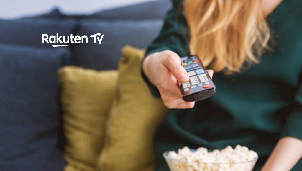 Rakuten TV Launches its AVOD Service in Europe