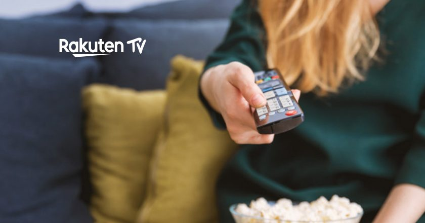 Rakuten TV Launches its AVOD Service in Europe