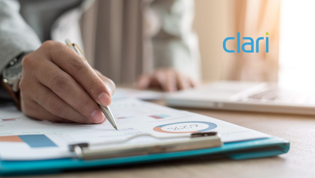 Revenue Operations Leader Clari Closes $60 Million Funding Round