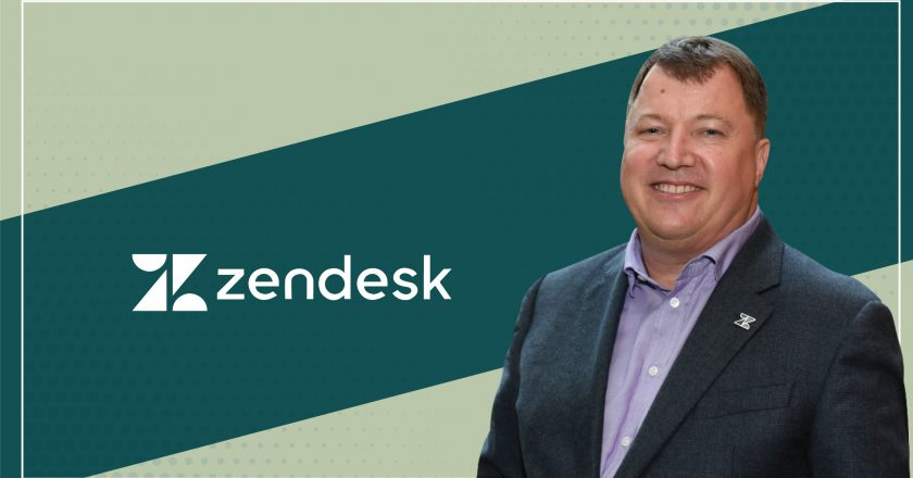 MarTech Interview with Sandie Overtveld, VP APAC at Zendesk